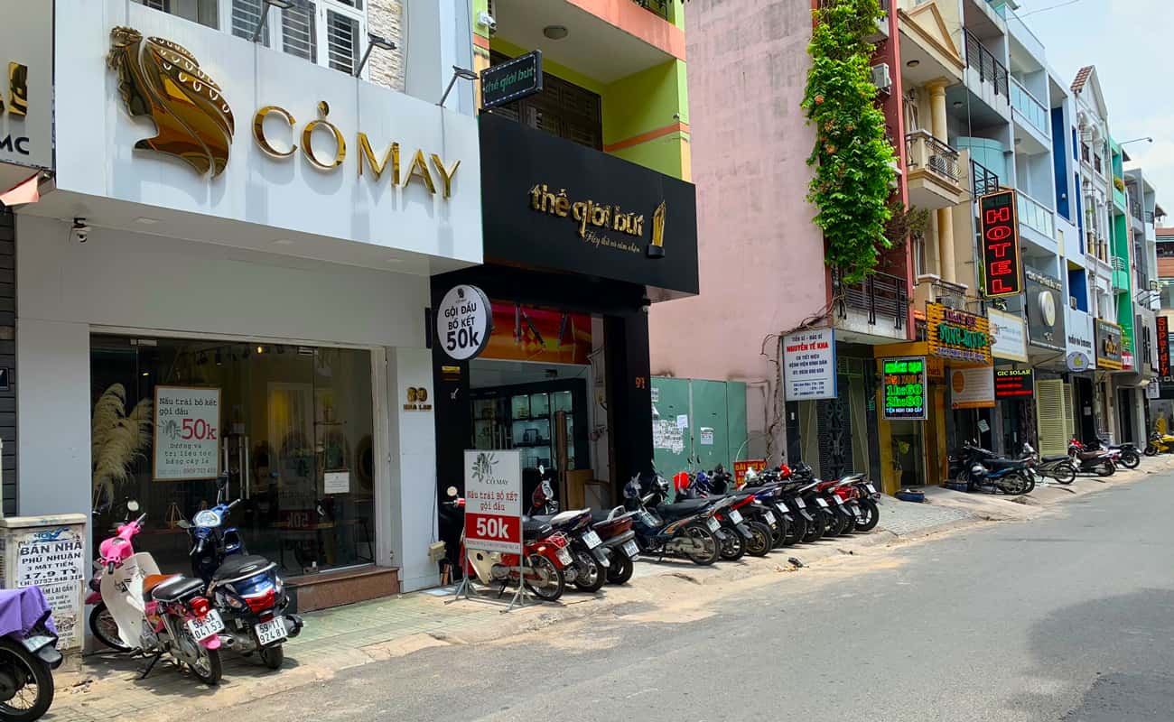 Cửa hàng Montblanc Việt Nam