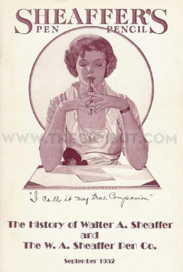 Lịch sử thương hiệu bút Sheaffer