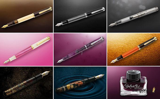 Lịch sử thương hiệu bút Pelikan