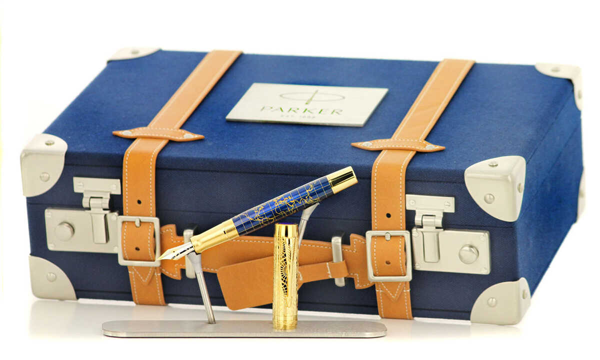 Bút máy Parker Duofold 130th Anniversary Limited Edition Fountain Pen