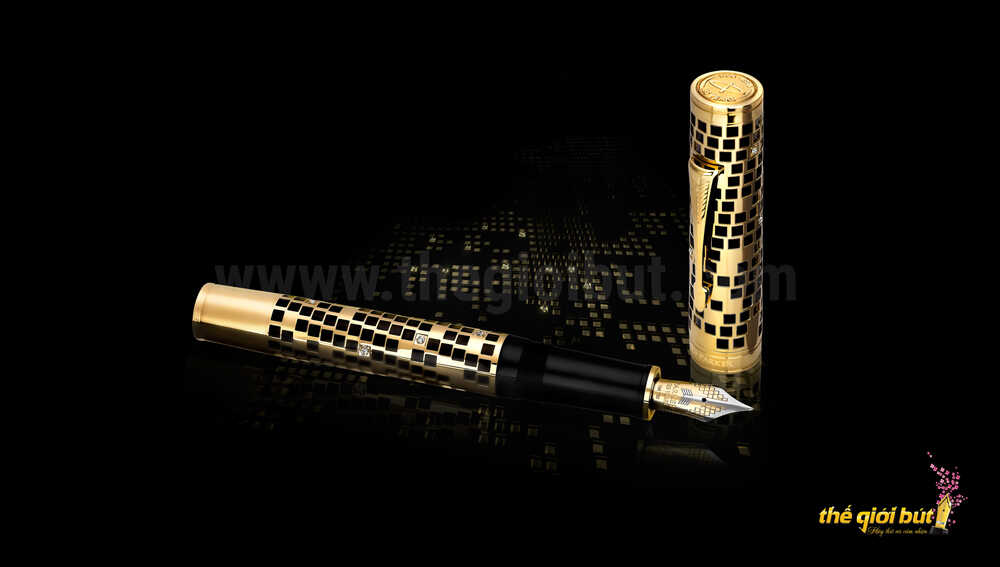 Bút Parker Duofold Giant 125th Anniversary Edition