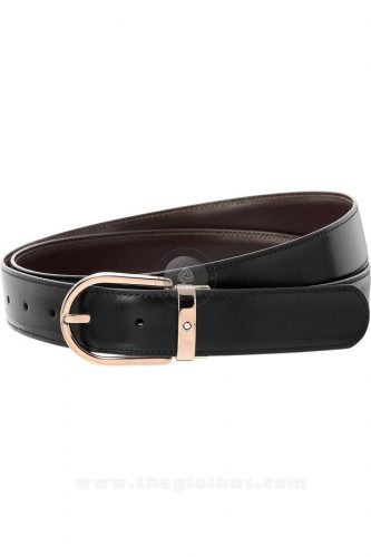 Montblanc-Belt-Red-Gold-111633-2