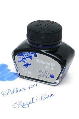 binh muc pelikan-4001-fountain-pen-ink-royal-blue-3