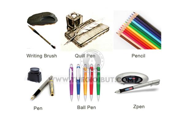 Bút bi ra đời từ đâu? 8