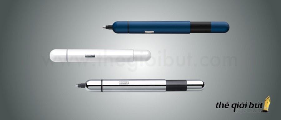 Lịch sử thương hiệu bút Lamy