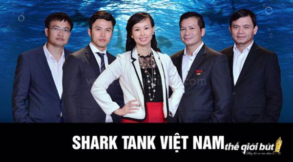 Bút ký của Shark Tank Việt Nam