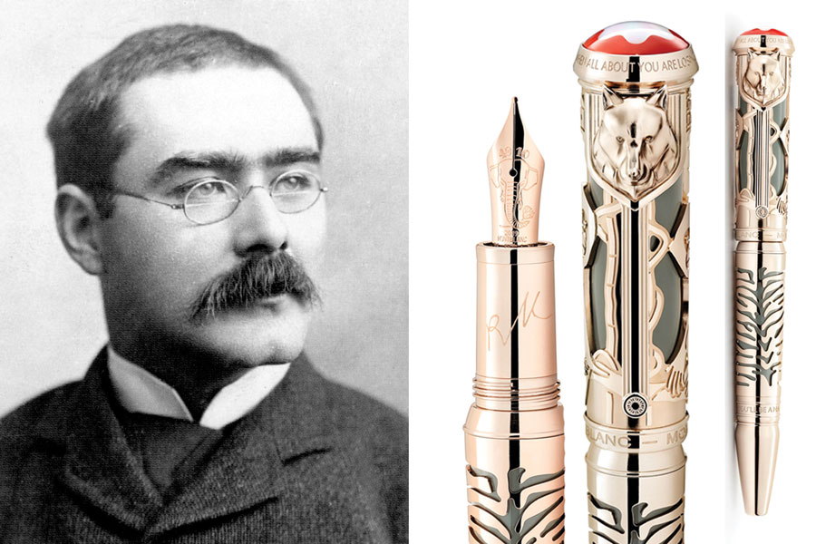 Montblanc Writers Edition Homage To Joseph Rudyard Kipling