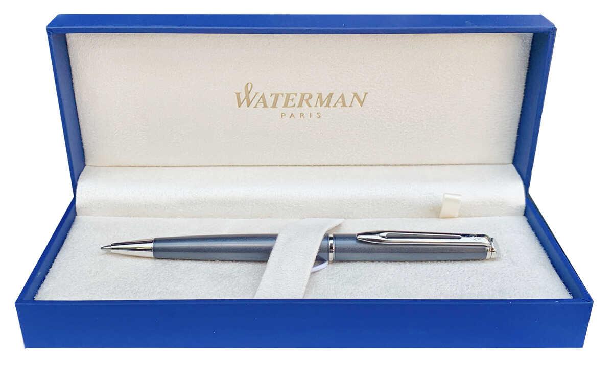 Bút bi Waterman Hemisphere Shimmery Gray CT Ballpoint Pen