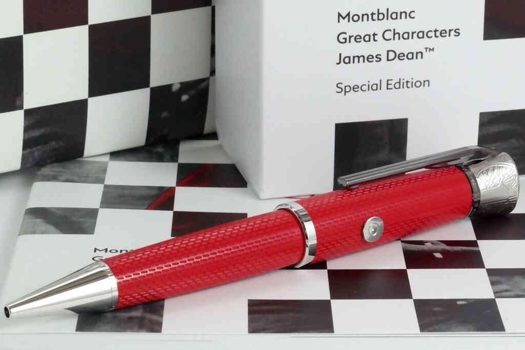 Chiếcbút bi Montblanc Great Characters James Dean Ballpoint Pen 117891